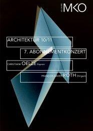 11 - Münchener Kammerorchester
