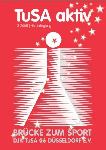 03-08/46. Jhg. - bei der DJK TuSA 06 Düsseldorf eV