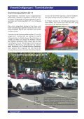 Kleeblatt 1-2011 - Alfa Romeo Club Küssnacht am Rigi - Page 3
