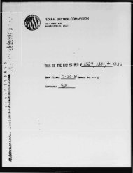 0 - Federal Election Commission