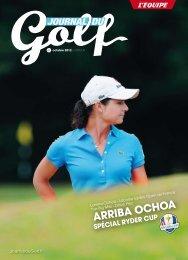 Journal du Golf - L'Equipe