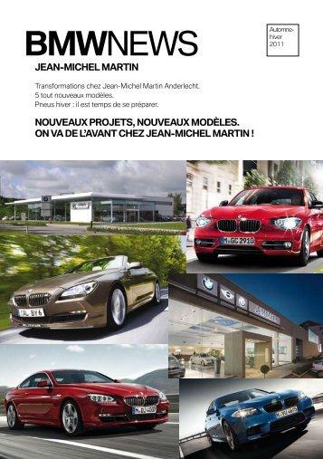 PreneZ-VOUS y à teMPS! SPOrtS D'hiVer - Jean-Michel Martin - Bmw