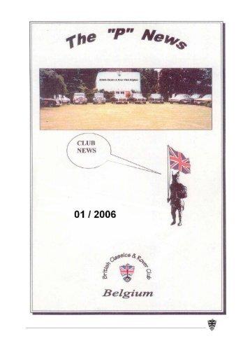 Untitled - british classics & rover club belgium
