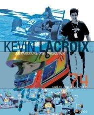 Kit média - Kevin Lacroix