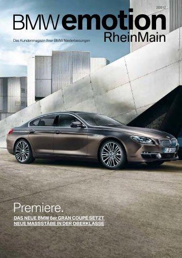 aTTraKTive leaSingangeBOTe FÜr den neUen BMW 1er.