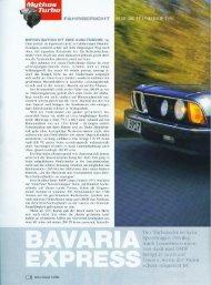 c/o Motor Klassik 1/2006 - Audi 100
