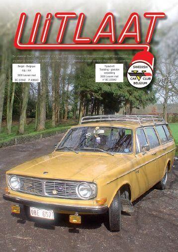 onderdelenmagazijn ouverture sccb - Volvo Classic Club Belgium