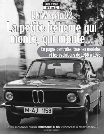 BMWSÉRIE - BMW Club Madeira