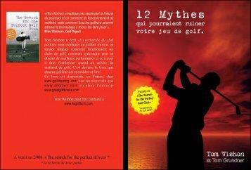 12 mythes - GOLF N SWING.com
