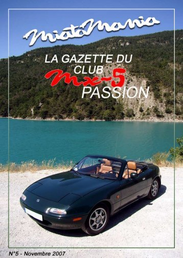 Télécharger (7,77 Mo) - Club MX5France