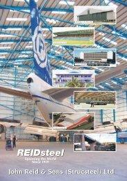 REIDsteel Spanning the World Since 1919 - Steel Bridges