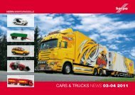 CARS & TRUCKS NEWS 03-04 2011 - 424-es modellbolt