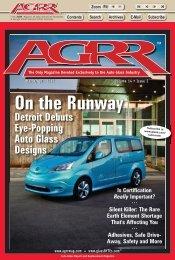 Mar/Apr 2012 - AGRR Magazine