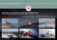 7 m rescue boat - Deutsche Gesellschaft zur Rettung Schiffbrüchiger