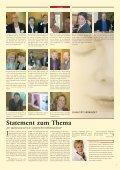 PR und Öffentlichkeitsarbeit in der Zahnmedizin ... - Zahnheilkunde.de - Seite 7