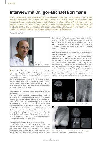 2. Implantologie- Tagung Kahla - Dr. med. dent. Borrmann