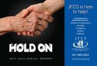 thank you! - Jewish Family & Children's Service