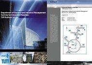 Department of General and Industrial Management Technische ...
