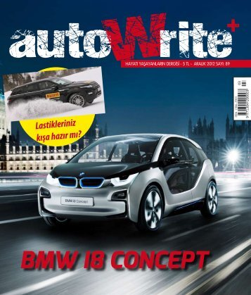 BMW i - AutoWrite TR