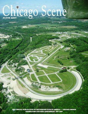 July 2007 - Porsche Club of America - Chicago Region