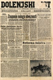 23. oktober 1957 (št. 0398) - Dolenjski list