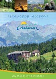 Chabanon Selonnet - Alpes photos