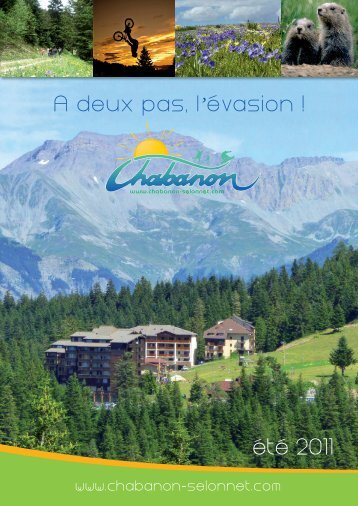 Chabanon Selonnet - Alpes photos