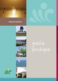 guide pratique - Mauguio Carnon