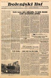 24. oktober 1952 (št. 0138) - Dolenjski list