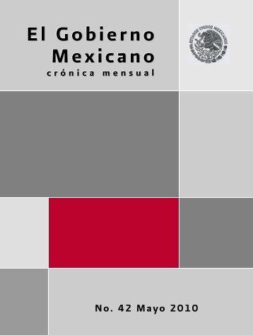 El Gobierno Mexicano - Presidencia de la República