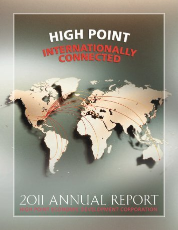 2011 Annual Report - City of High Point