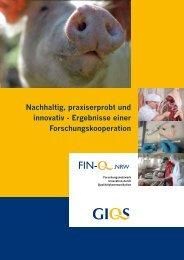 Ergebnisse einer Forschungskooperation - GIQS eV