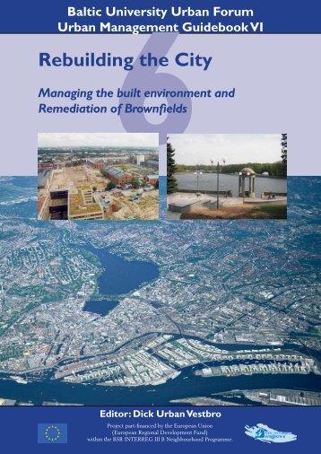 6Rebuilding the City - Baltic University Programme