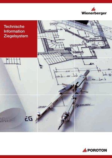 13001 Techn_Info_Ziegelsystem - ENEV-Online.de
