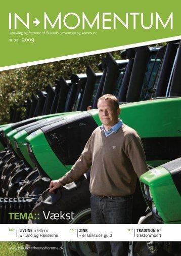 TEMA:: Vækst - Billund ErhvervsFremme