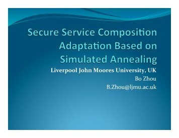 Liverpool John Moores University, UK Bo Zhou B.Zhou ... - Acsac