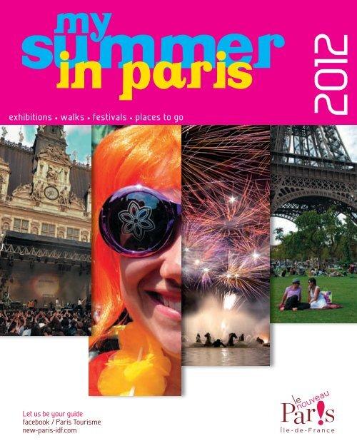 my summer in Paris - Nouveau Paris Ile de France