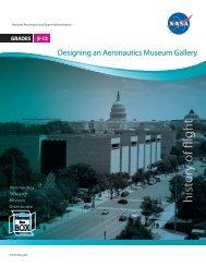 Design an aeronautics museum gallery - NASA - Aeronautics ...