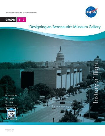 Design an aeronautics museum gallery - NASA - Aeronautics ...