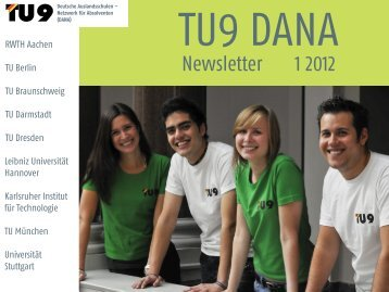 TU9-DANA-Newsletter