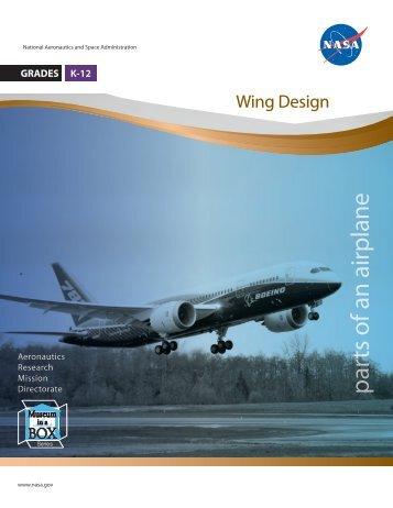Wing Design - NASA - NASA - Aeronautics Research Mission ...