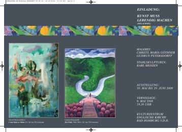 pdf - Kunst in der Zehntscheune