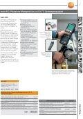Testo-Katalog - Dreyer + Timm GmbH - Seite 7