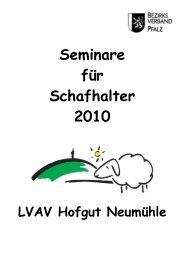 Seminare für Schafhalter 2010 web - Lehr- und Versuchsanstalt ...