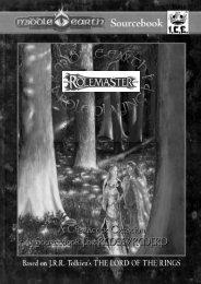 Rolemaster MERP (RMSS).PGS - Get a Free Blog
