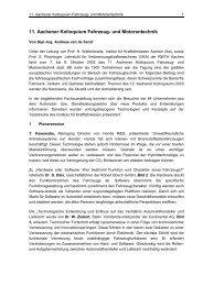 11. Aachener Kolloquium Fahrzeug- und Motorentechnik