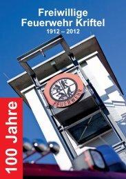 In Gedenken an unsere verstorbenen ... - Feuerwehr Kriftel