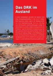 So hilft das DRK in Indonesien