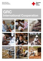 International Cooperation - DRK