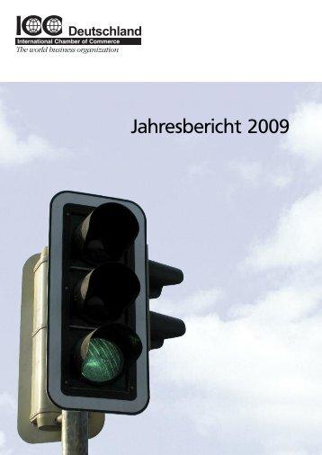 Jahresbericht 2009 Download - ICC Deutschland e. V.
